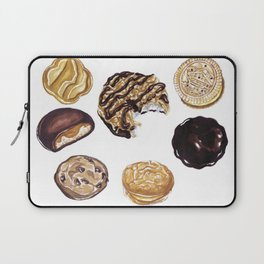 Girl Scout Cookies Laptop Sleeve
