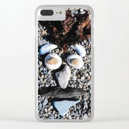 "EPHE""MER"" # 294 Clear iPhone Case"