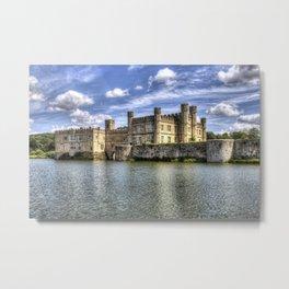 Leeds Castle Kent Metal Print