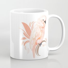 Moluccan Cockatoo Coffee Mug