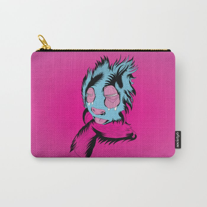 Funny Guy Carry-All Pouch