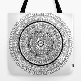 Synergy Mandala Tote Bag