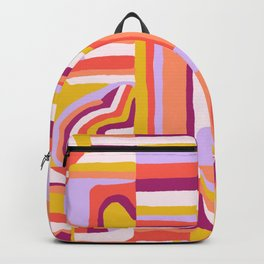 LOLA, Geo Abstract Backpack