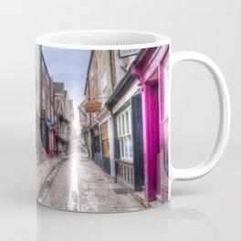 The Shambles Street York Coffee Mug