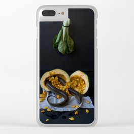 Repast Clear iPhone Case
