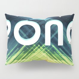 PONG #2 Pillow Sham