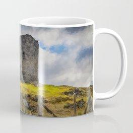 Dolbadarn Castle Llanberis Wales Coffee Mug