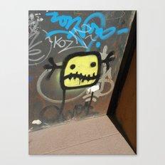 :S Canvas Print