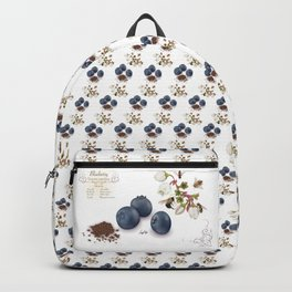 Blueberry and Pollinators Backpack