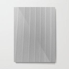 La Côte Print Metal Print