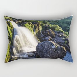 Grassy Falls Rectangular Pillow
