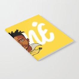 Yellow Banana Notebook