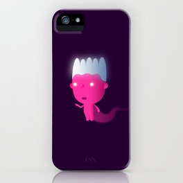 Something Spooky  iPhone Case