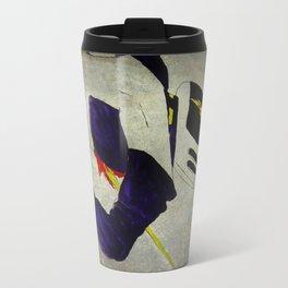 Death of a Spaceman Travel Mug