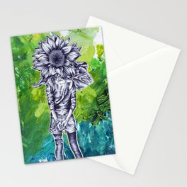 The Wallflower Stationery Cards