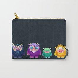 Family Monster  Carry-All Pouch