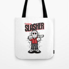 Original Slasher Tote Bag