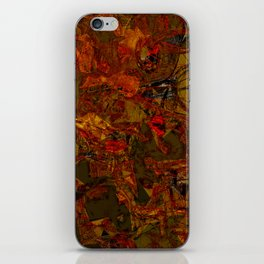 Scale of Demise iPhone Skin