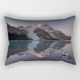 Mt. Robson Rectangular Pillow