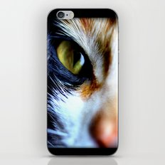 I can read your mind iPhone & iPod Skin