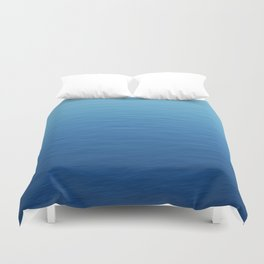 Where did all the waves go? Duvet Cover