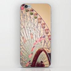 Biggest Wheel in Texas iPhone & iPod Skin