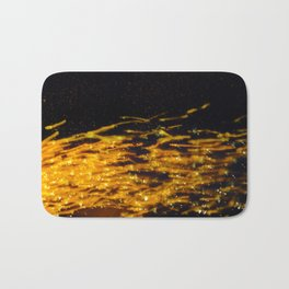 Primary Colors: Yellow Bath Mat