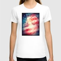 patriotic T-shirts featuring Patriotic Liberty Collage by politics