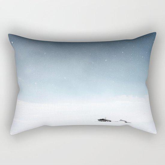 Geilo, Norway Rectangular Pillow