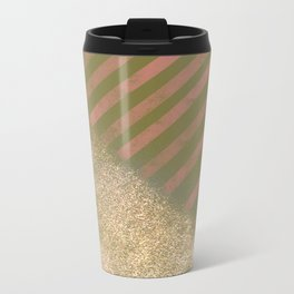 Split Decision Metal Travel Mug