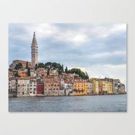 Rovinj, Croatia Canvas Print