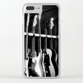 Melodies Clear iPhone Case