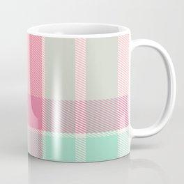 Summer Plaid 28 Coffee Mug