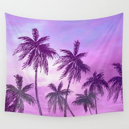 Palm Trees 3 Wall Tapestry