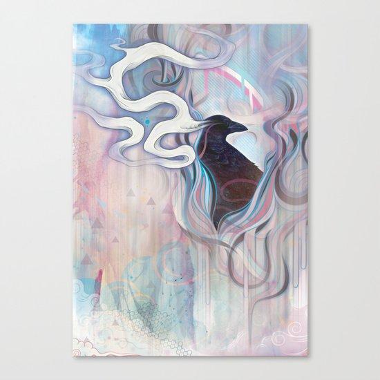 Sky Warden Canvas Print