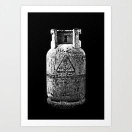 GAZZ 01 Art Print