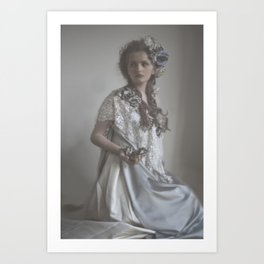 Looking to the Countess Art Print