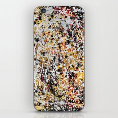 Heiveilea iPhone & iPod Skin
