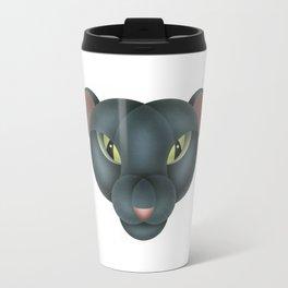 Compasses-panther Travel Mug