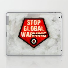 STOP GLOBAL MING ! Laptop & iPad Skin
