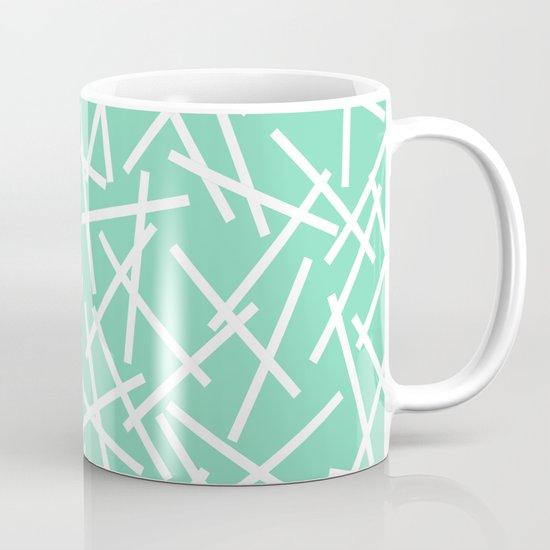 Kerplunk Mint Mug