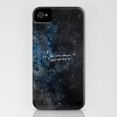 You can do it iPhone (4, 4s) Slim Case