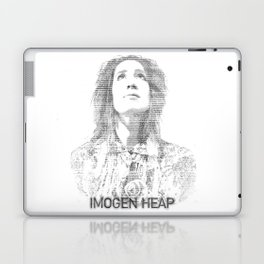IMOGEN HEAP Laptop & iPad Skin