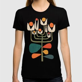 Retro botany T-shirt