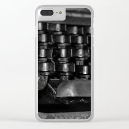Imperial 66 Clear iPhone Case
