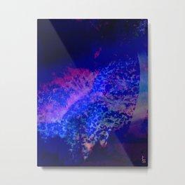 Deep Emergence I Metal Print