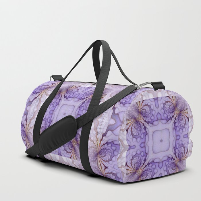 Intricate Scrolls Duffle Bag