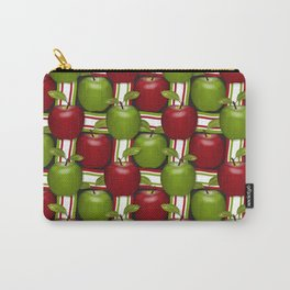 Apples Composition Carry-All Pouch