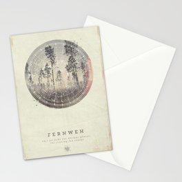 Fernweh Vol 4 Stationery Cards