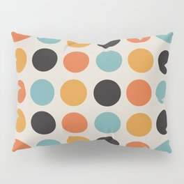 Bauhaus dots Pillow Sham